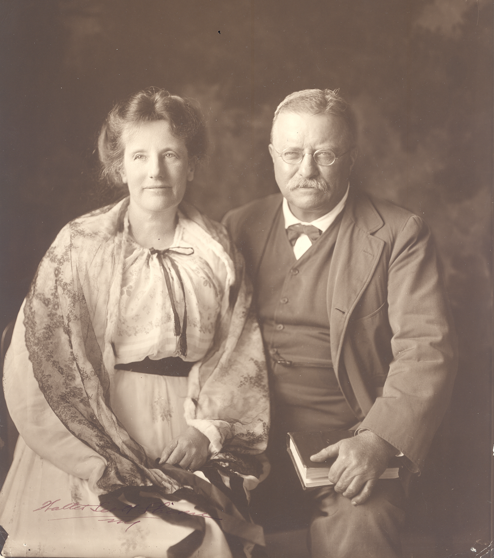tr and fdr relationship with his kids