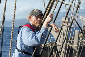 """Director Ron Howard on the se of """"In the Heart of the Sea"""""""