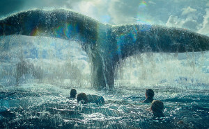 """Production publicity still for """"In The Heart of the Sea"""""""